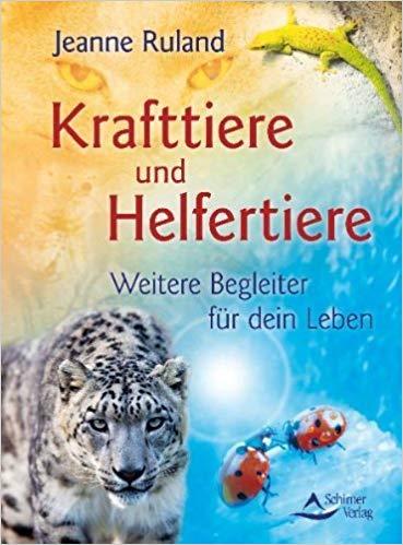 Bücherempfehlungen: Krafttiere und Helfertier